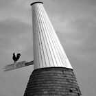 Oast House Rooster - Chalk,Kent by brianfuller75