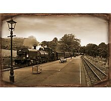 Welsh Highland Railway Photographic Print