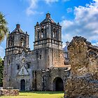 Mission Concepcion  by Focus One Photography