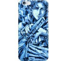 Attack on Titan: Levi on iPhone Case iPhone Case/Skin
