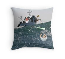 Oops!!!! My bad----I thought you said light saber!! Throw Pillow