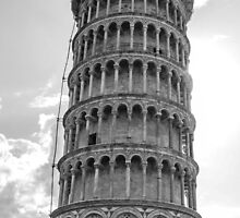 Leaning Tower of Pisa  by stevenfotos