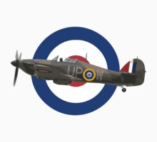 Hawker Hurricane by James Biggadike