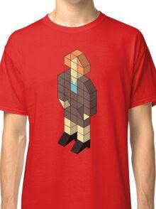 Isometric Jen Classic T-Shirt