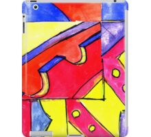 observational clockwork iPad Case/Skin