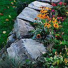 Brigid's Flowers by Julie Everhart