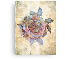 The Friendship Rose II Canvas Print