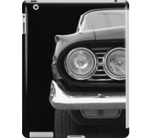 Old (black&white) iPad Case/Skin