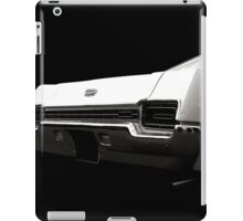 Classic Car (black&white) iPad Case/Skin