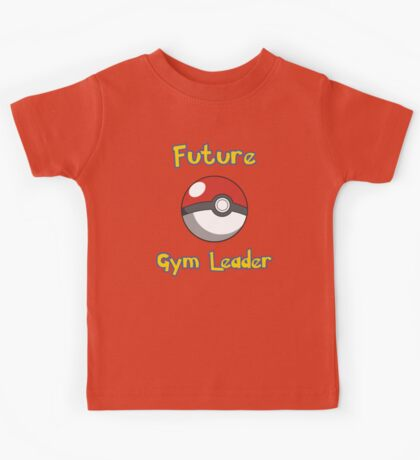 Future Gym Leader Kids Tee