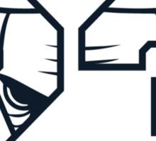 Sneakerhead Shirt Sticker