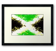 Jamaica dream Framed Print