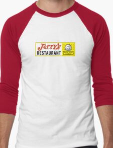 I Remember Jerry's Men's Baseball ¾ T-Shirt