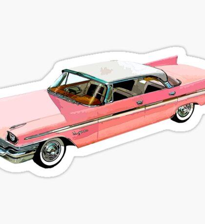 1957 Chrysler New Yorker Sticker