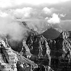Clearing Storm on the North Rim by Alex Cassels