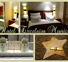 Hotel Excelsior Munich by ©The Creative  Minds