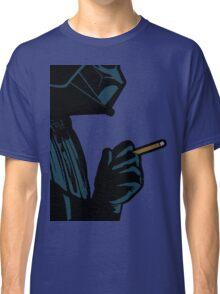 Darth Vader Smoking Cigarette Classic T-Shirt
