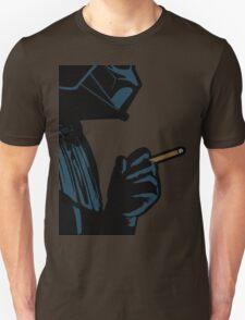 Darth Vader Smoking Cigarette T-Shirt