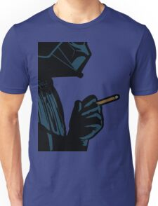 Darth Vader Smoking Cigarette Unisex T-Shirt
