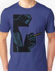 Darth Vader Smoking Cigarette T-Shirt