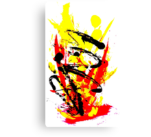 Fire Within Canvas Print