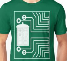 Dr. Who Fires of Pompeii Unisex T-Shirt