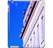 Looking towards the blue sky. iPad Case/Skin