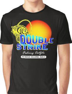Double Strike Fishing Penida Island, BALI Graphic T-Shirt