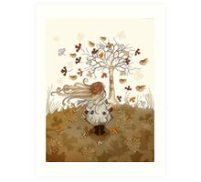 There is a Season for Everything Art Print