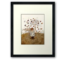 There is a Season for Everything Framed Print