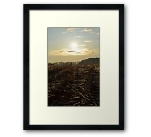 As the Sun Rises # 3 Framed Print