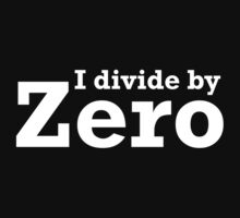 I divide by zero by trends