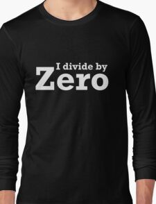 I divide by zero T-Shirt
