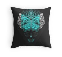 Old Wise Man Throw Pillow