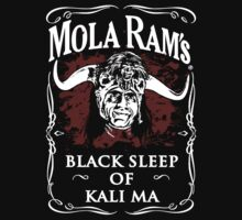 Mola Rams Black Sleep Of Kali Ma by Immortalized