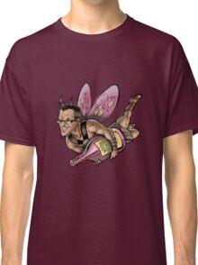 SheVibe Presents The Sliquid Dean Sprite - Pink Classic T-Shirt