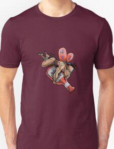 SheVibe Presents The Sliquid Dean Sprite - Orange T-Shirt