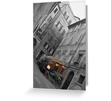Siena, Italy Greeting Card