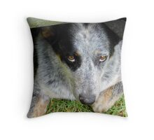 Ok, What Are You Up To? Throw Pillow