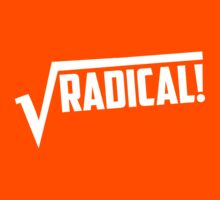Math. Square root of Radical by trends