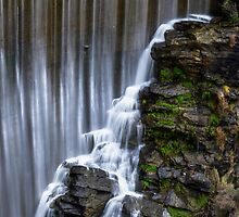 Dam Overflow by Wild Range Photography