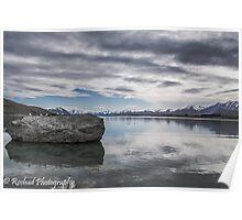 Lake Tekapo Chill  Poster