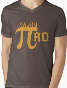 Pi Ro Mens V-Neck T-Shirt