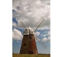 Halnaker Windmill Photographic Print