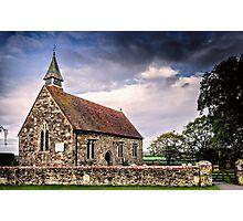 St.Mary at Ebony Photographic Print