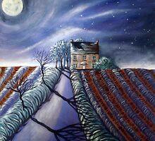 Twilight Furrows on Keld Spring Lane by Yorkspalette