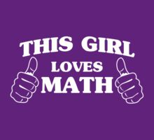 This girl loves math by trends