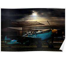 Dawn Raider Poster