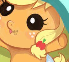 My little pony filly Apple Jack Sticker