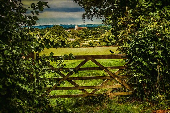 I Love To Walk In the English Countryside by Chris Lord
